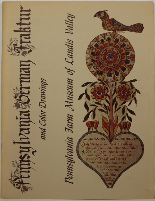 Image for Pennsylvania German Fraktur and Color Drawings
