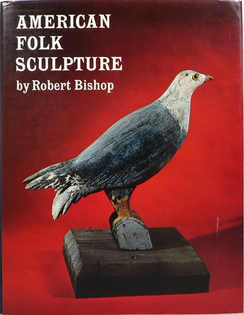 Image for American Folk Sculpture