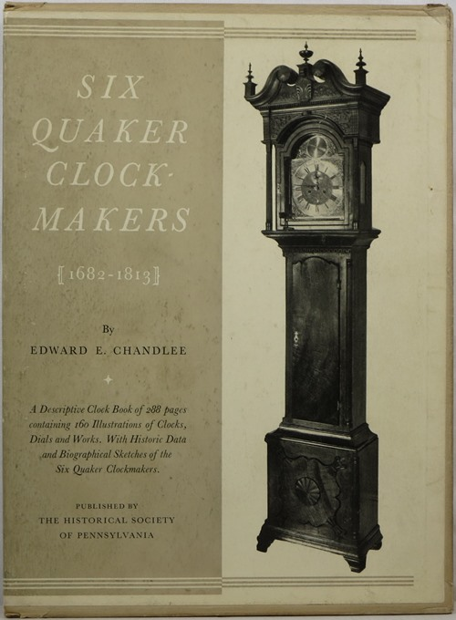 Image for Six Quaker Clockmakers