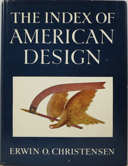 Image for The Index of American Design