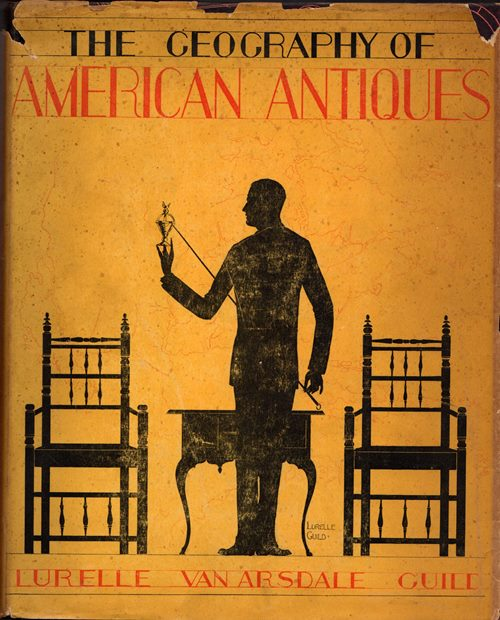 Image for The Geography of American Antiques
