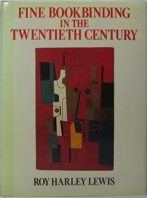 Image for Fine Bookbinding in the Twentieth Century