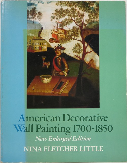 Image for American Decorative Wall Painting 1700-1850