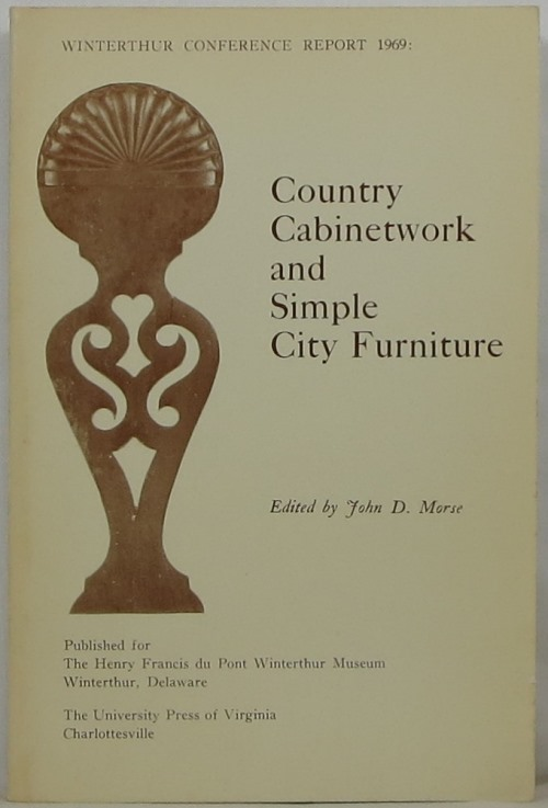 Image for Country Cabinetwork and Simple City Furniture