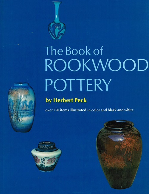 Image for The Book of Rookwood Pottery