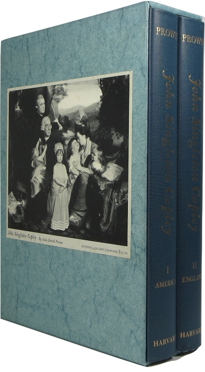 Image for John Singleton Copley, 2 volume set