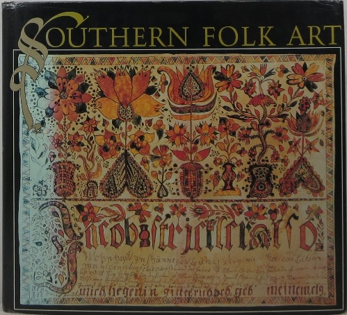 Image for Southern Folk Art