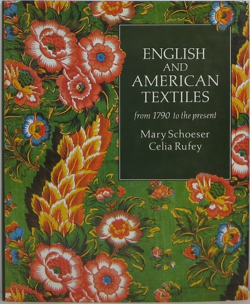 Image for English and American Textiles from 1790 to the present