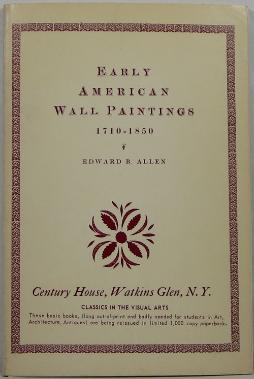 Image for Early American Wall Paintings: 1710-1850