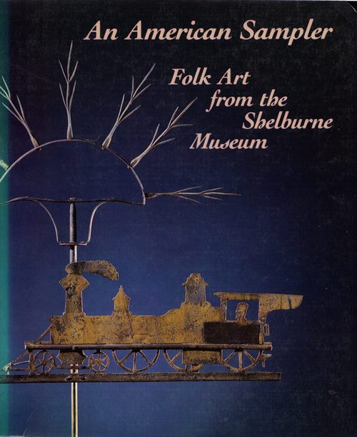 Image for An American Sampler: Folk Art from the Shelburne Museum