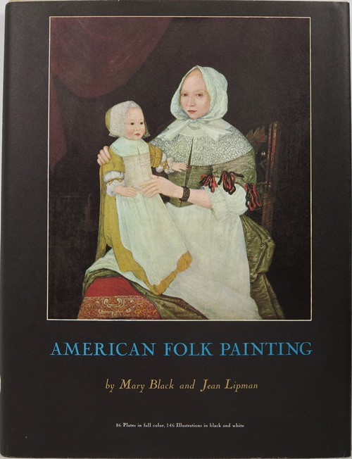 Image for American Folk Painting