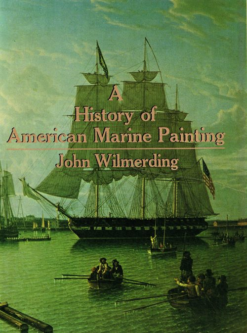 Image for A History of American Marine Painting