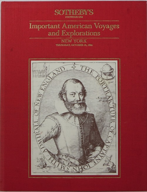 Image for Important American Voyages and Explorations, Oct 31, 1985