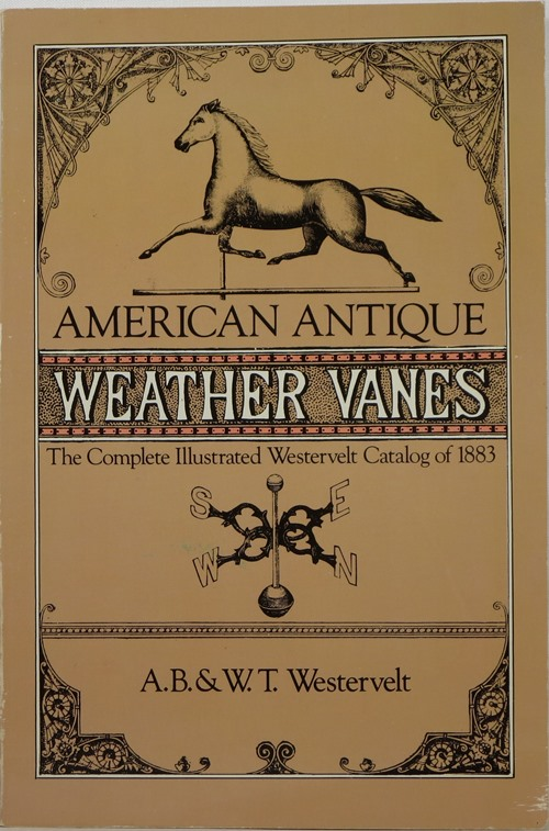 Image for American Antique Weather Vanes