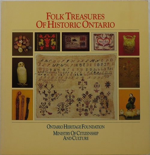 Image for Folk Treasures of Historic Ontario