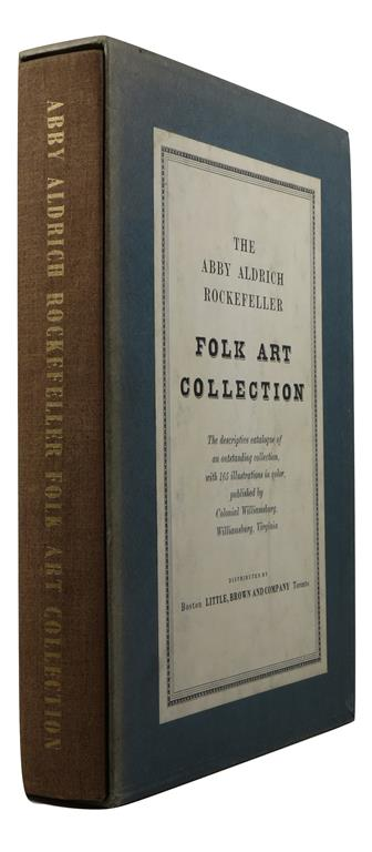 Image for The Abby Aldrich Rockefeller Folk Art Collection