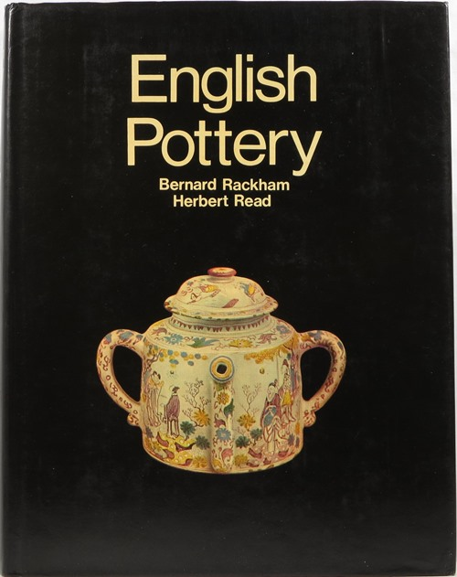 Image for English Pottery