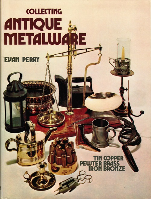 Image for Collecting Antique Metalware