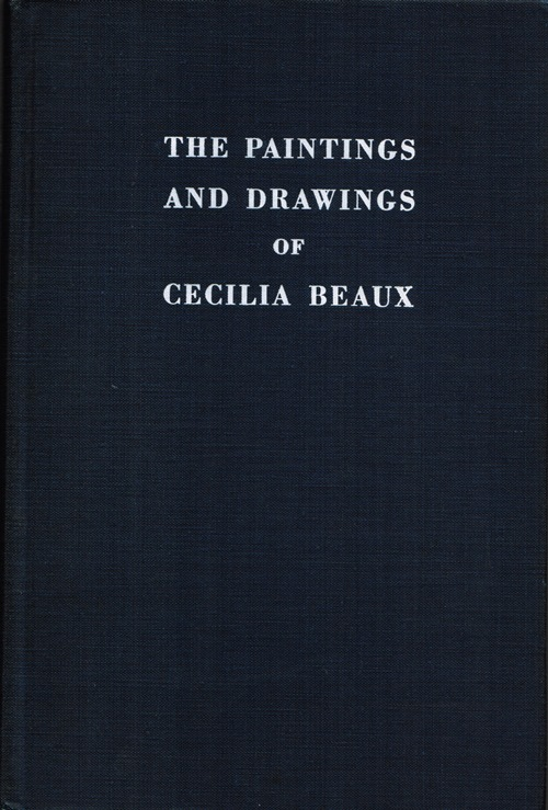 Image for The Paintings and Drawings of Cecilia Beaux