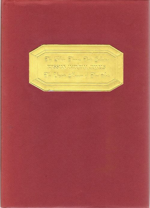 Image for Handbook of the Lillian Thomas Pratt Collection, Russian Imperial Jewels