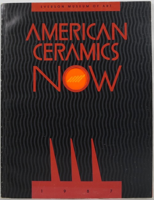 Image for American Ceramics Now: Twenty-seventh Ceramic National Exhibition
