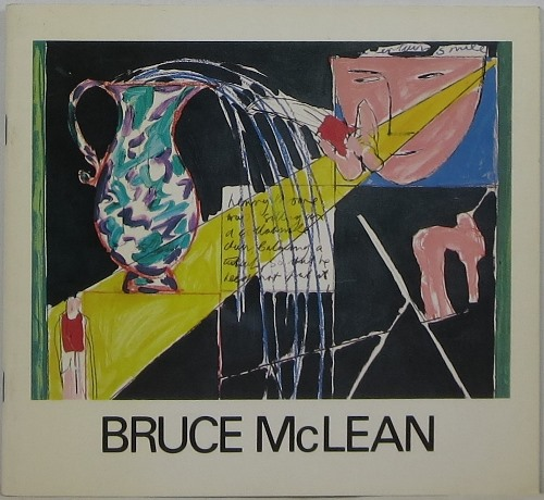 Image for Bruce McLean