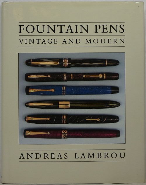 Image for Fountain Pens: Vintage and Modern