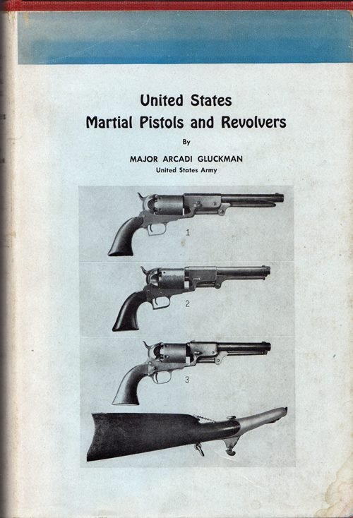 Image for United States Martial Pistols and Revolvers