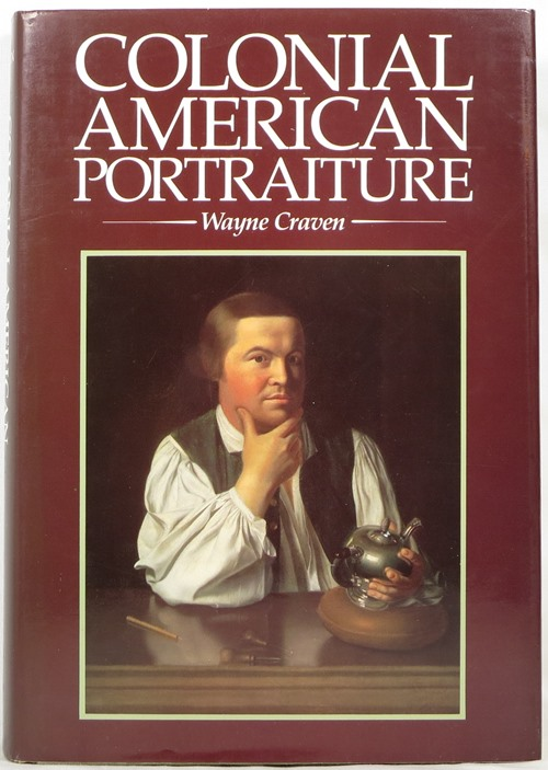 Image for Colonial American Portraiture