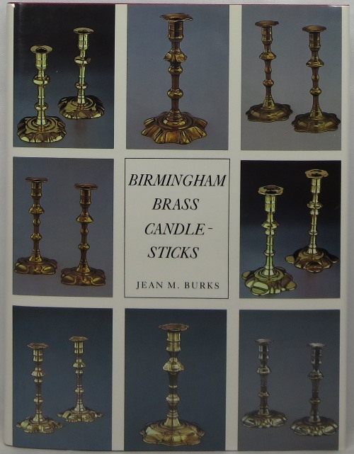 Image for Birmingham Brass Candlesticks