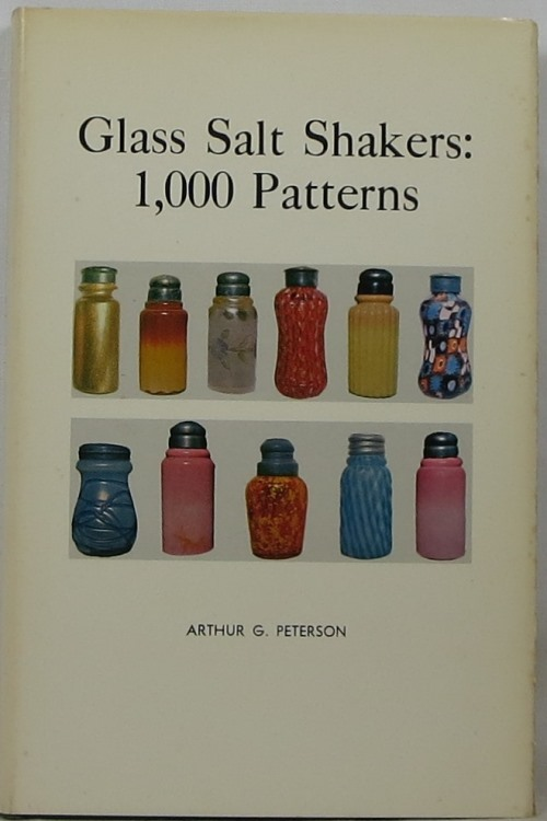 Image for Glass Salt Shakers: 1,000 Patterns