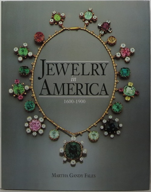 Image for Jewelry in America: 1600-1900