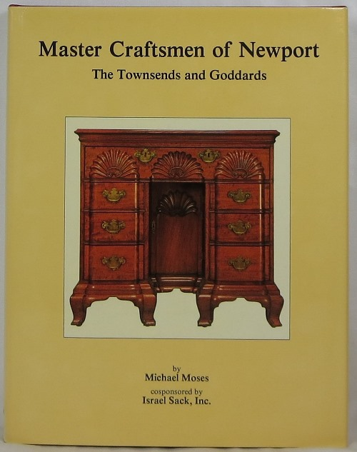 Image for Master Craftsmen of Newport: The Townsends and Goddards
