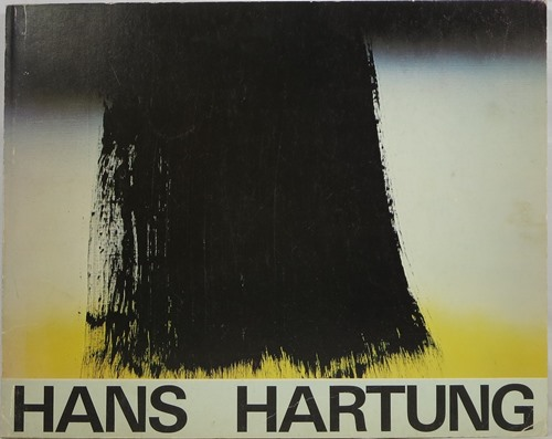 Image for Hans Hartung: Musee Picasso, Antibes, 5 Juillet - 16 Septembre 1979