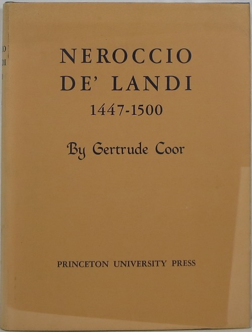 Image for Neroccio de' Landi 1447-1500