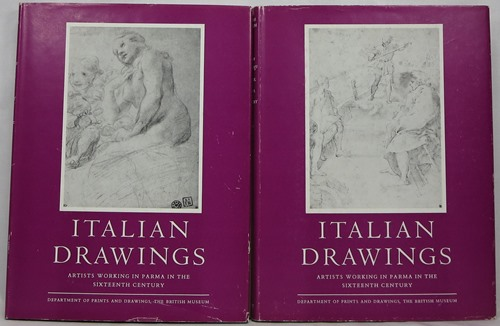 Image for Italian Drawings in the Department of Prints and Drawings in the British Museum: Artists Working in Parma in the Sixteenth Century