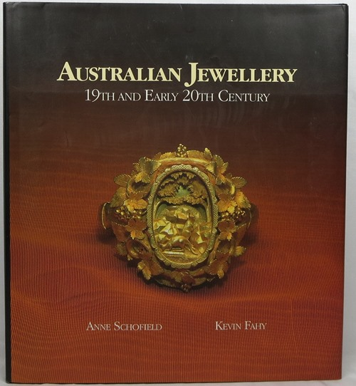 Image for Australian Jewellery: 19th and Early 20th Century