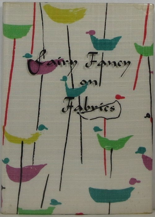 Image for Fairy Fancy on Fabrics: The Wonderland of Calico Printing