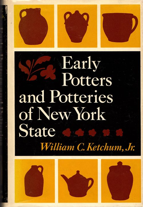Image for Early Potters and Potteries of New York State