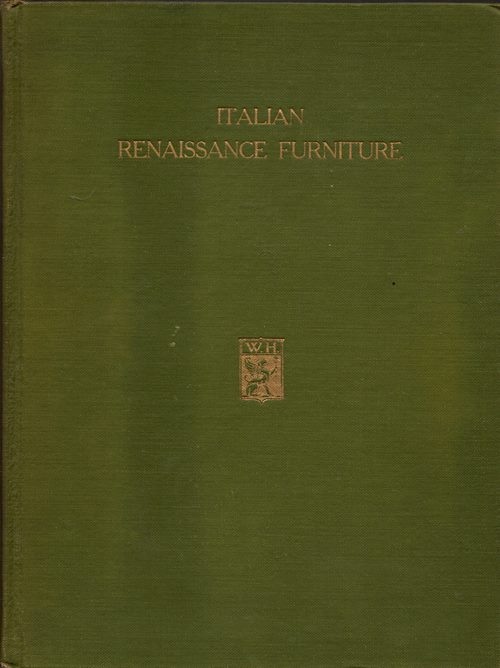 Image for Italian Renaissance Furniture