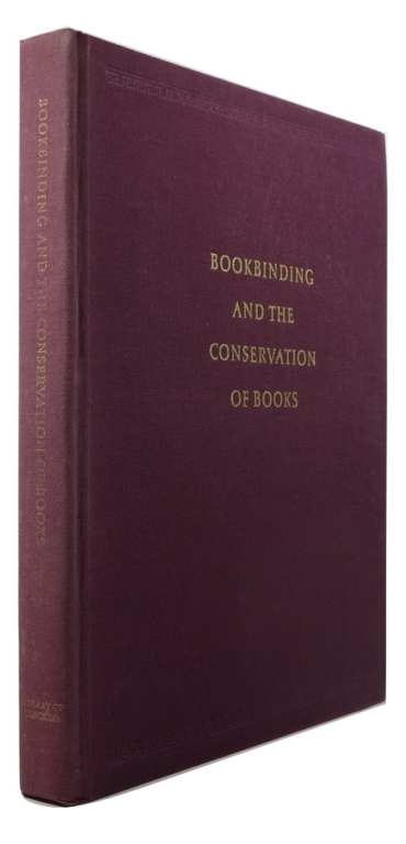 Image for Bookbinding and the Conservation of Books