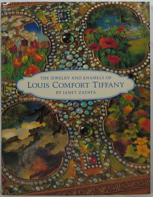 Image for The Jewelry and Enamels of Louis Comfort Tiffany