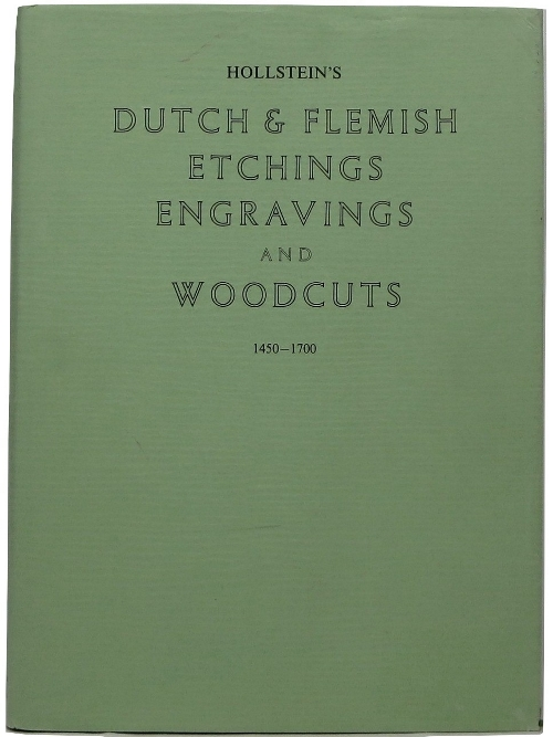Image for Hollstein's Dutch & Flemish Etchings, Engravings and Woodcuts, Vol XLI: Johannes [de] Visscher to Robert van Voerst