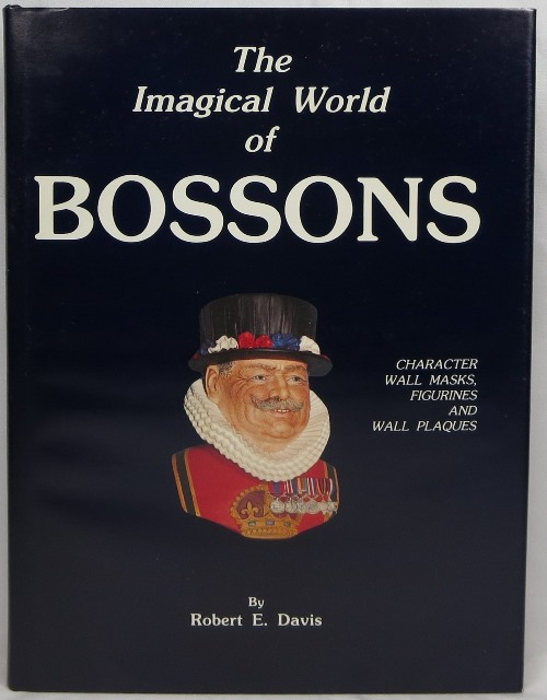 The Imagical World of Bossons: Character Wall Masks, Figurines and Wall Plaques