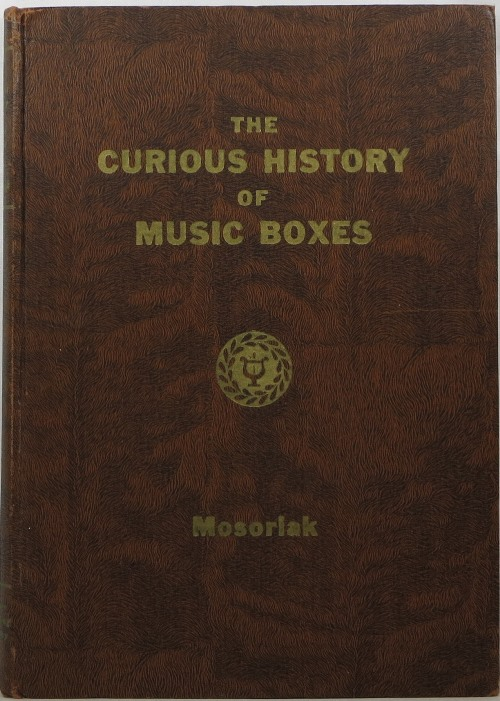 Image for The Curious History of Music Boxes