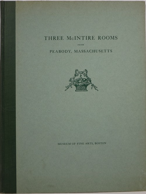Image for Three McIntire Rooms from Peabody, Massachusetts