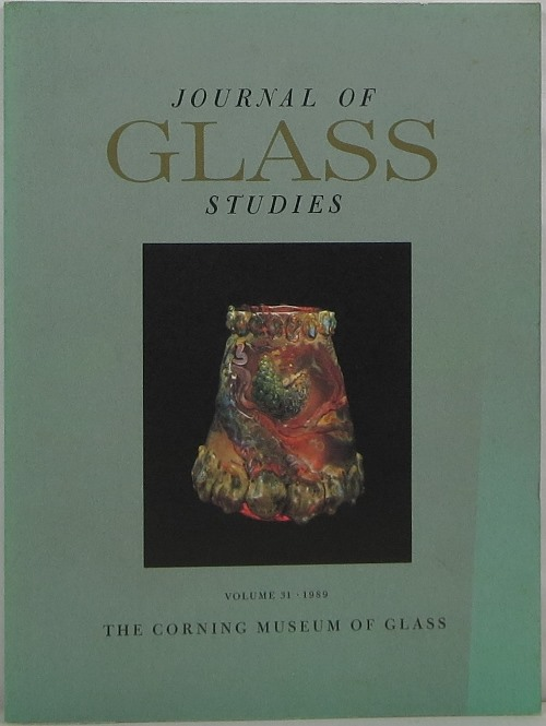 Image for Journal of Glass Studies Volume 31, 1989