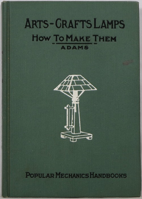 Image for Arts-Crafts Lamps: How to Make Them