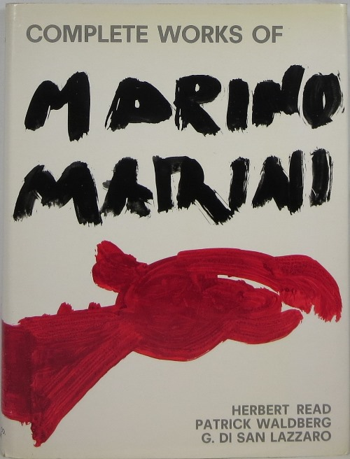 Image for Complete Works of Marino Marini
