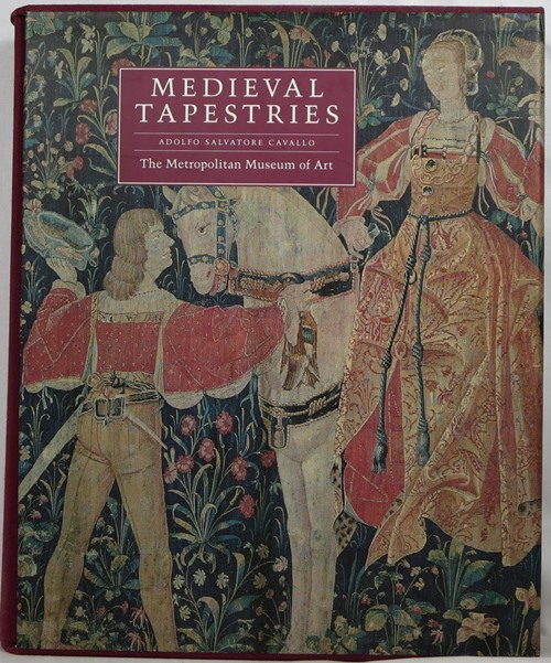 Image for Medieval Tapestries in the Metropolitan Museum of Art